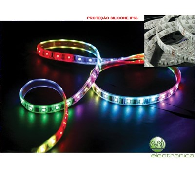 FITA LED 60 SMD5050 RGB 14,4W 12V IP65