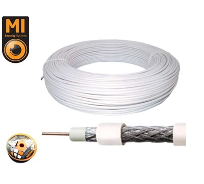 CABO COAXIAL RG59 ITED BR-100mts