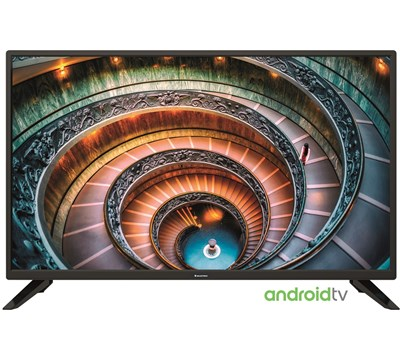 "TV LED SMART ANDROID 9.0 32"" HD+ MILECTRIC"